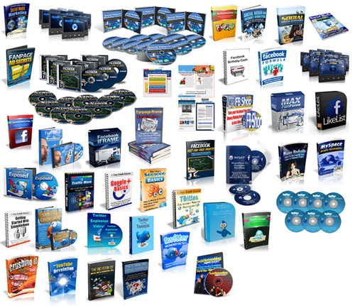 Product picture 47 Best High Quality Social Media Products - PLR-MRR