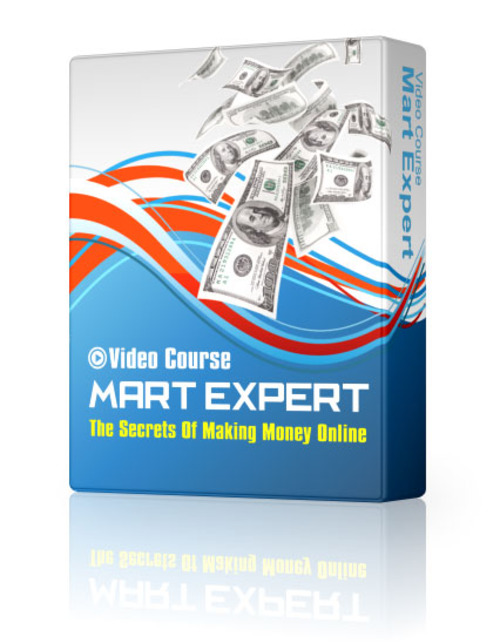 Product picture MART EXPERT RR-The Secrets of Making Money Online-Video Cour