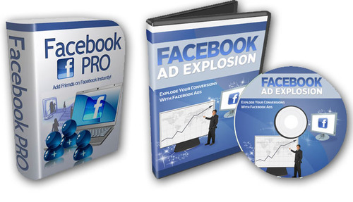 Product picture FB Ad Explosions MRR and FB Pro MRR